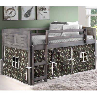 Twin Low Loft Bed