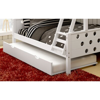 Iolanthe Trundle Unit Color: White