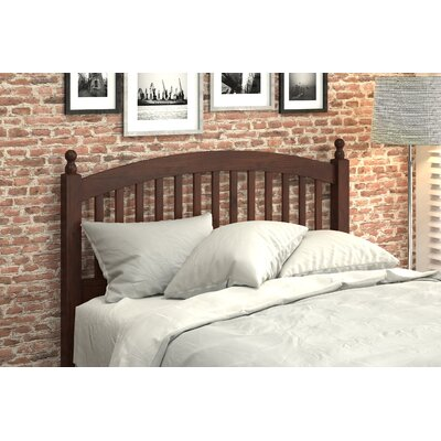 Beckham Slat Headboard Size: Full/Queen