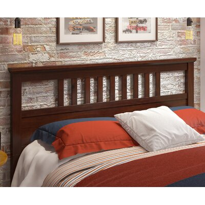Arietta Slat Headboard Size: Full/Queen