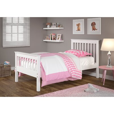 Cloey Twin Slat Bed