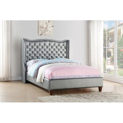 Baskett Panel Bed Size: Twin