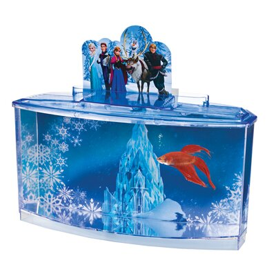 0.7 Gallon Disney� Frozen Betta Aquarium Kit