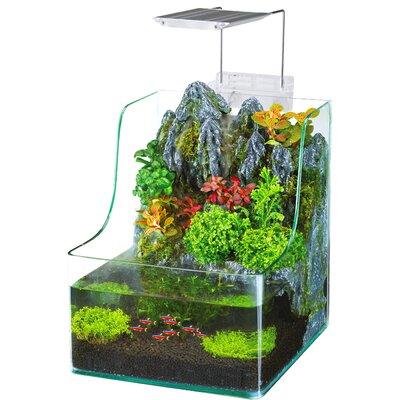 1 Gallon AquaTerrium� Aquarium Tank