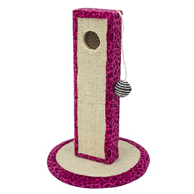 Corrugated Scratching Post