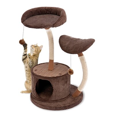 35 Retreat Hide-Away Cat Tree
