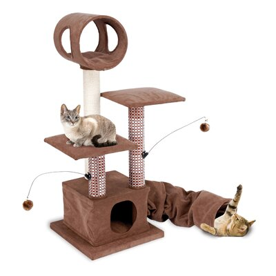 46 Retreat Hide-Away Cat Tree