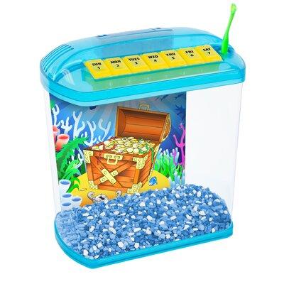 1.13 Gallon Rite-Bite Educational Aquarium Tank