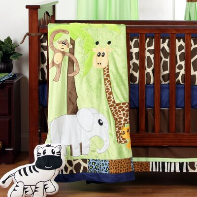 Jazzie Jungle Boy Medium Quilt