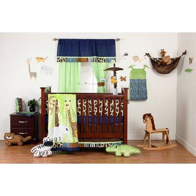 Jazzie Jungle Boy Quilt Collection