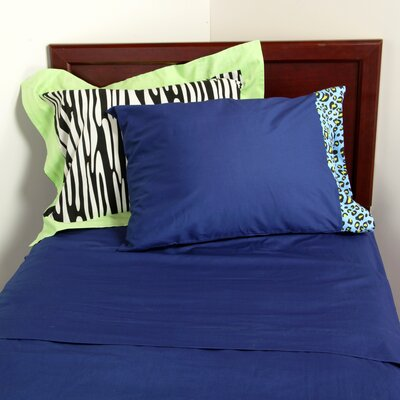 Jazzie Jungle Boy Sheet Set Size: Full