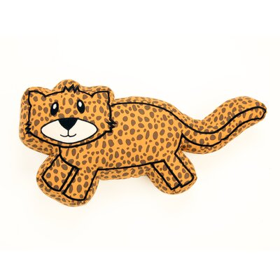Jazzie Jungle Boy Cheetah Decorative Throw Pillow