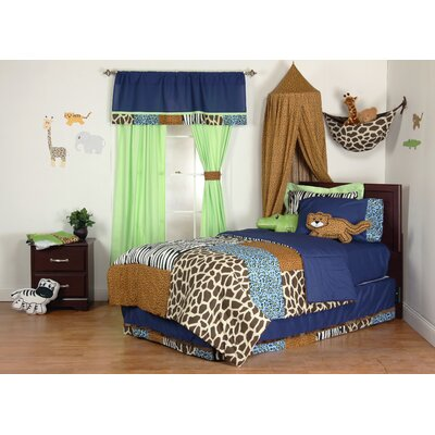 Jazzie Jungle Boy Comforter Collection