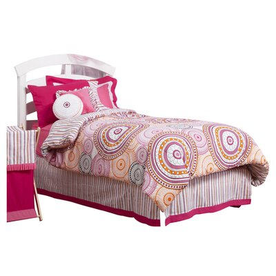 Sophia Lolita Reversible Bed-In-a-Bag Size: Full