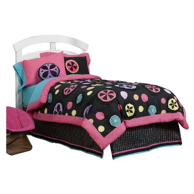 Magical Michayla Bed-In-A-Bag Set Size: Full
