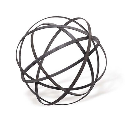 Folding Orb Sculpture