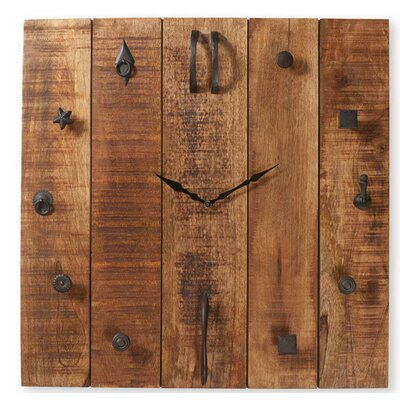 Caravan Oversized Wall Clock