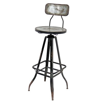 Winston Swivel Bar Stool
