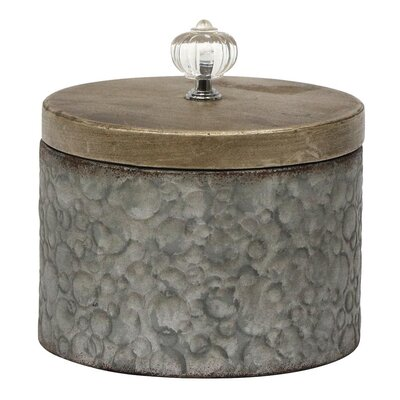 Round Ceiling Tile Jewellery Box FDAD01233