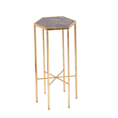 Timothy Hex End Table