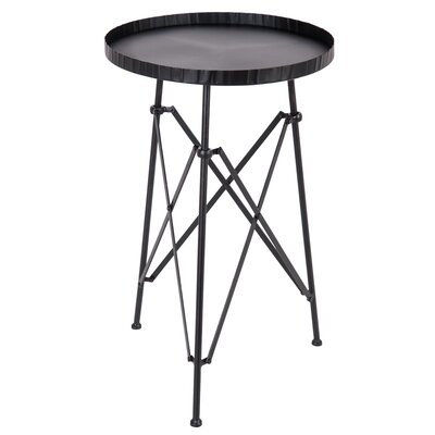 Teressa Snare Drum Tray Table