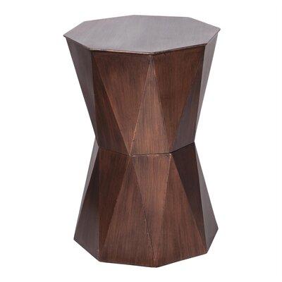 Dietz Bongo Drum End Table