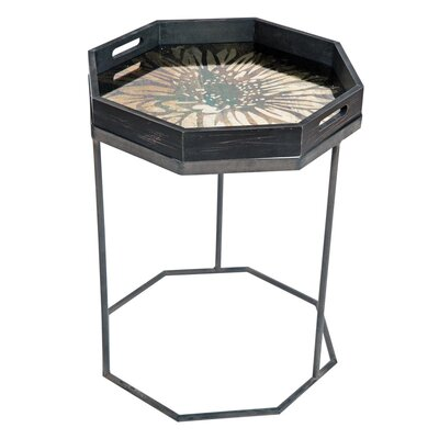 Didymus Flower Tray Table
