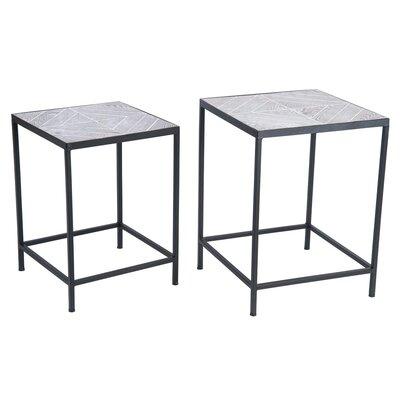 Memphis 2 Piece Nesting Tables