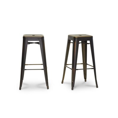 Baxton Studio 30.38 Bar Stool