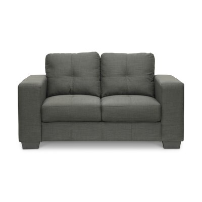 U23483-40B-Loveseat WHI5546 Wholesale Interiors Westerlund Loveseat
