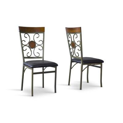 Wholesale Interiors Novara Side Chair (Set of 4)