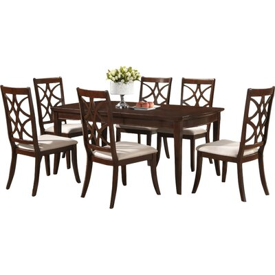 Dascomb 7 Piece Dining Set