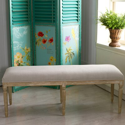 Hadrien Wood Bedroom Bench
