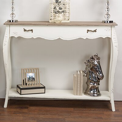 Baxton Studio Bourbonnais Console Table