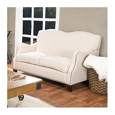 BH-63192-2-Beige-LS WHI6008 Wholesale Interiors Penzance Loveseat