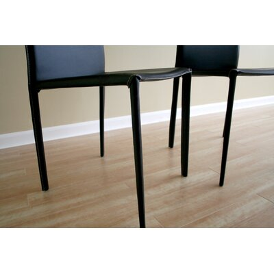 Credit for Claudio Side Chair (Set of 2) Uphol...
