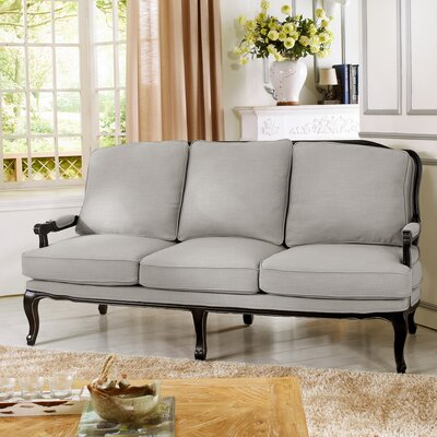 Baxton Studio Antoinette Classic French Sofa