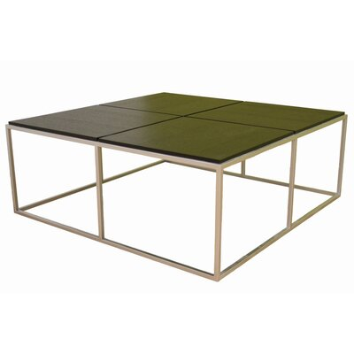 Wholesale Interiors Wholesale Interiors Modern Coffee Table In Black
