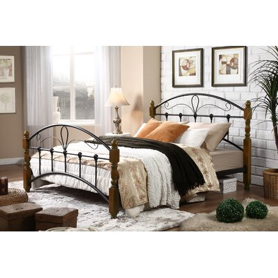 Cornwall Queen Platform Bed