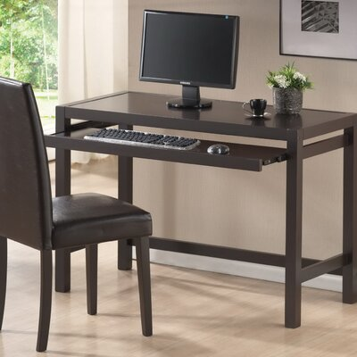 Baxton Studio Mesa Computer Desk and Parson Chair Set Product Picture 5844