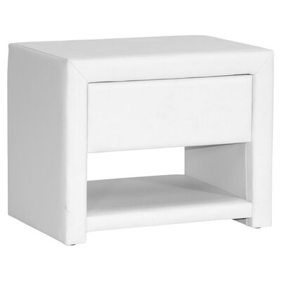 Utley Nightstand in White