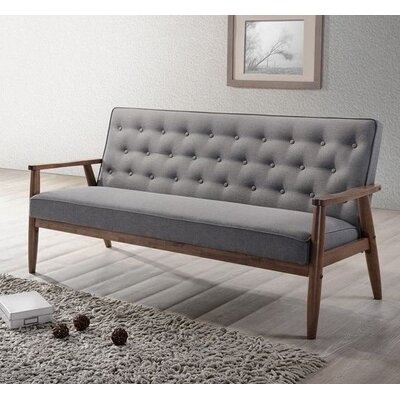Baxton Studio 3 Seater Sofa