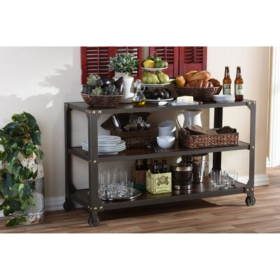 Baxton Studio Dreydon Console Table
