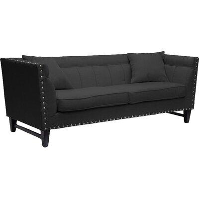 TSF-71023-3-SF-Grey WHI5460 Wholesale Interiors Baxton Studio Stapleton Modern Sofa