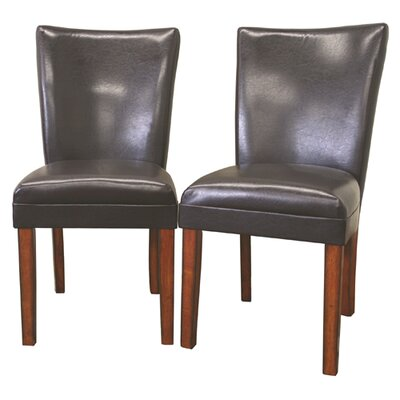 Rent to own Korkunov Parsons Chair (Set of 2)...