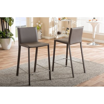 Baxton Studio 25.35 Bar Stool
