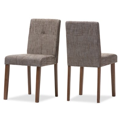 Baxton Studio Elsa Side Chair