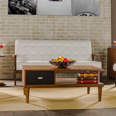 TOGO SF-109-545 WHI5543 Wholesale Interiors Baxton Studio Mid Century Masterpieces Sofa