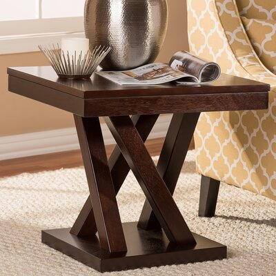 Baxton Studio End Table