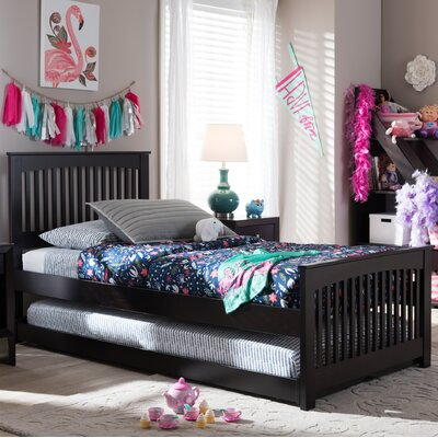 Baxton Studio Twin Platform Bed